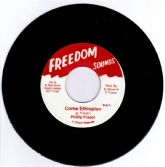 Phillip Fraser - Come Ethiopian / vers (Freedom Sounds) 7